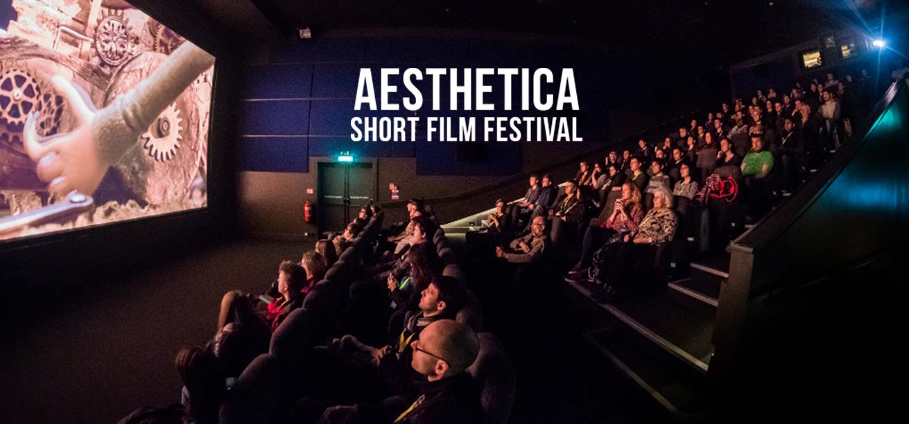 Aesthetica film showing