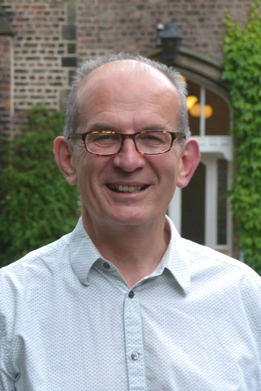 New Year Mbe Honour For Dr Nick Rowe York St John University