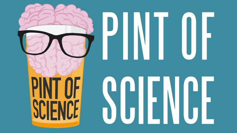 Pint of Science graphic