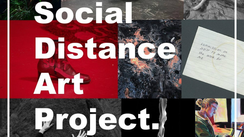 Social Distance Art York St John University
