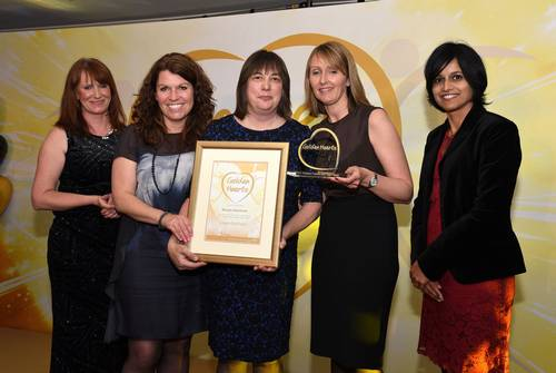 Health & Life Sciences academics with regional NHS award