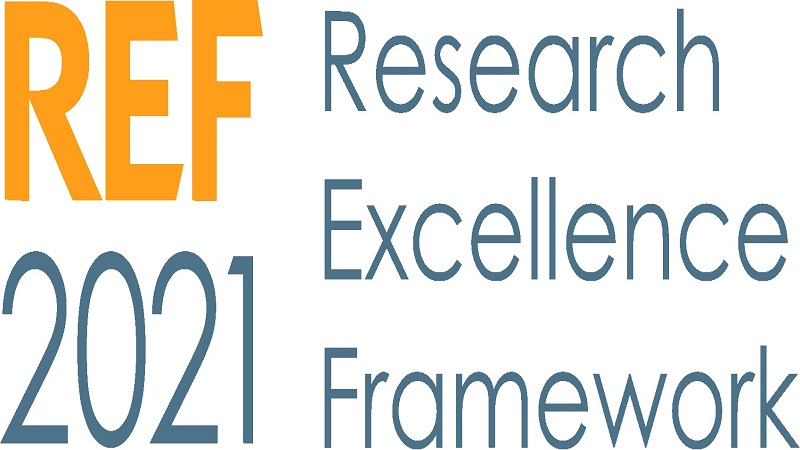 Logo for the Research Excellence Framework