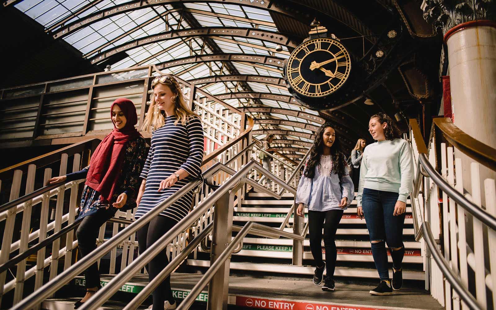Helping you get here | York St John University
